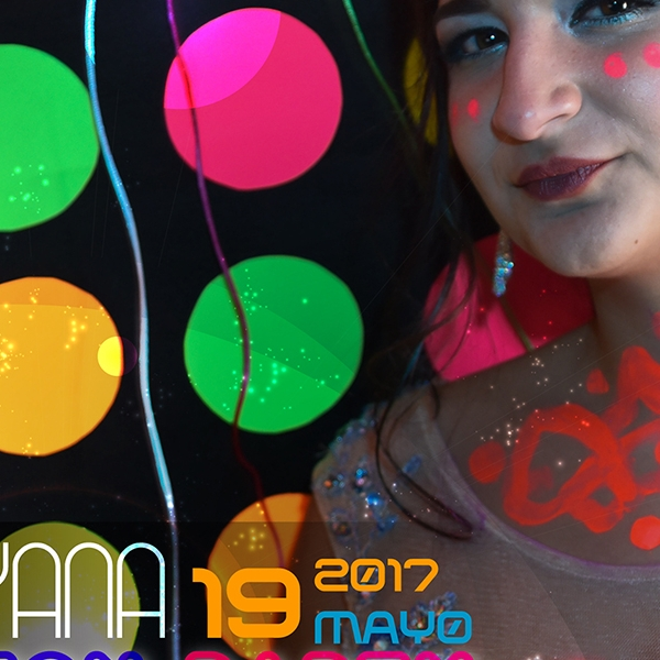 Dayana 16 B-Day Neon Party